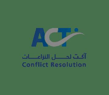 مؤسسة ACT لحل النزاعات توقع عدداً من مذكرات التفاهم