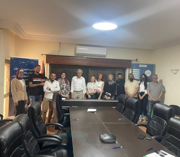 مؤسسة ACT  تعقد لقاء الطاولة المستديرة بعنوان القدس والإنتخابات الفلسطينية