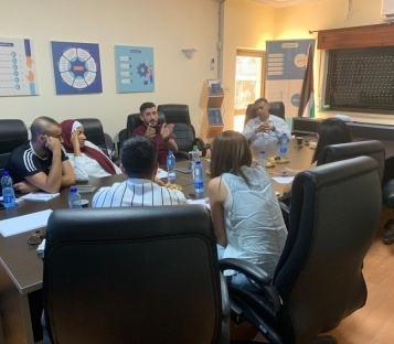 """لقاءات الطاولة المستديرة مستمرة ضمن نشاطات مشروع قضايا""""2"""" بالشراكة مع مؤسسة هينرش بل"""