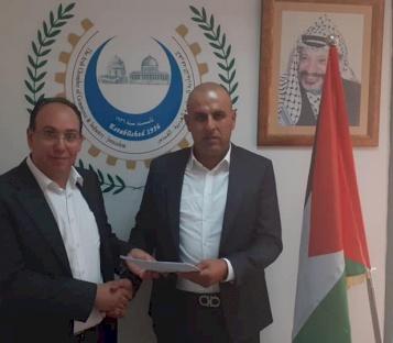 مؤسسة ACT  لحل النزاعات والغرفة التجارية الصناعية في القدس توقعان مذكرة تفاهم للتحكيم والوساطة في النزاعات التجارية