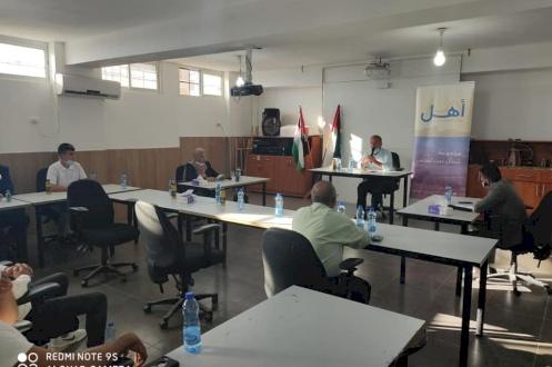 مسائلة بلدية الجيب- مجموعة أهل في شمال غرب القدس