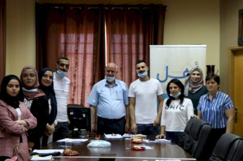 مسائلة بلدية الرام - مجموعة أهل في شمال شرق القدس