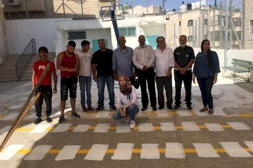 نشاط المدارس لمجموعة أهل في جنوب شرق القدس
